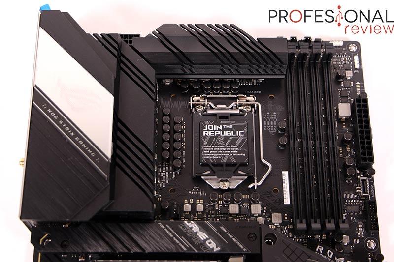 Asus ROG Strix Z590-F Gaming WiFi Review