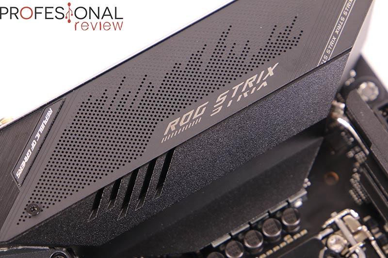 Asus ROG Strix Z590-I Gaming WiFi Review