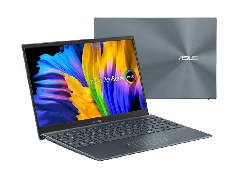 Asus ZenBook 13 OLED ya está disponible con procesador AMD Ryzen