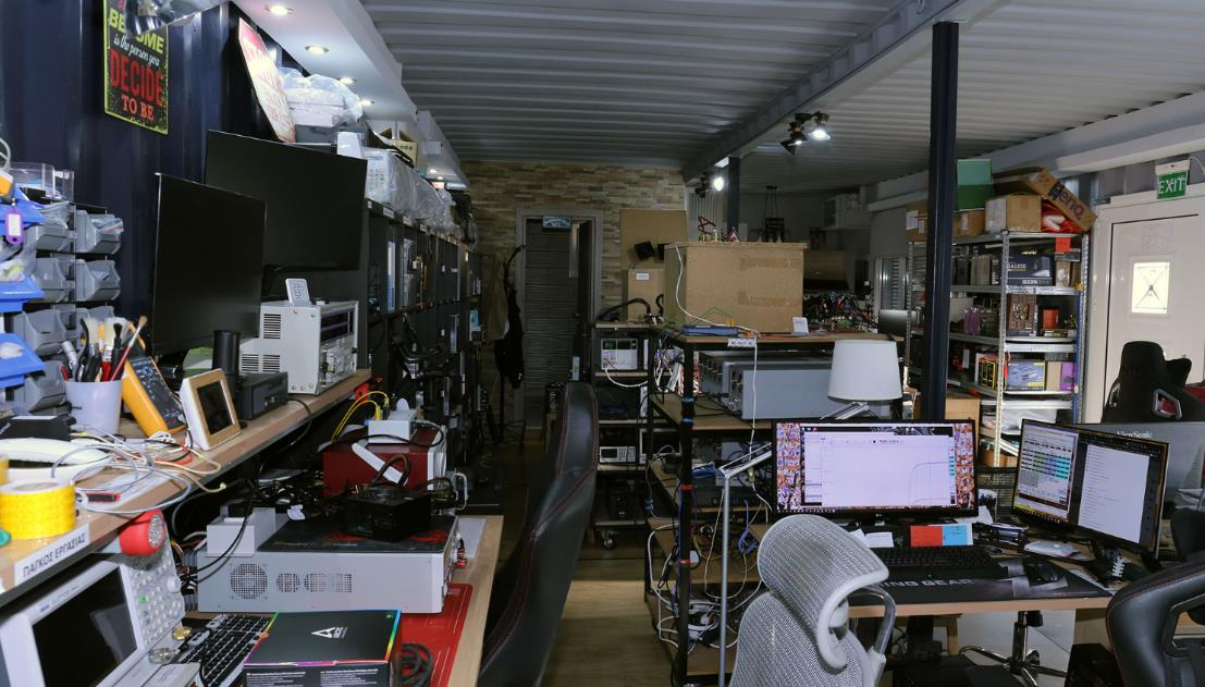 Laboratorio Cybenetics