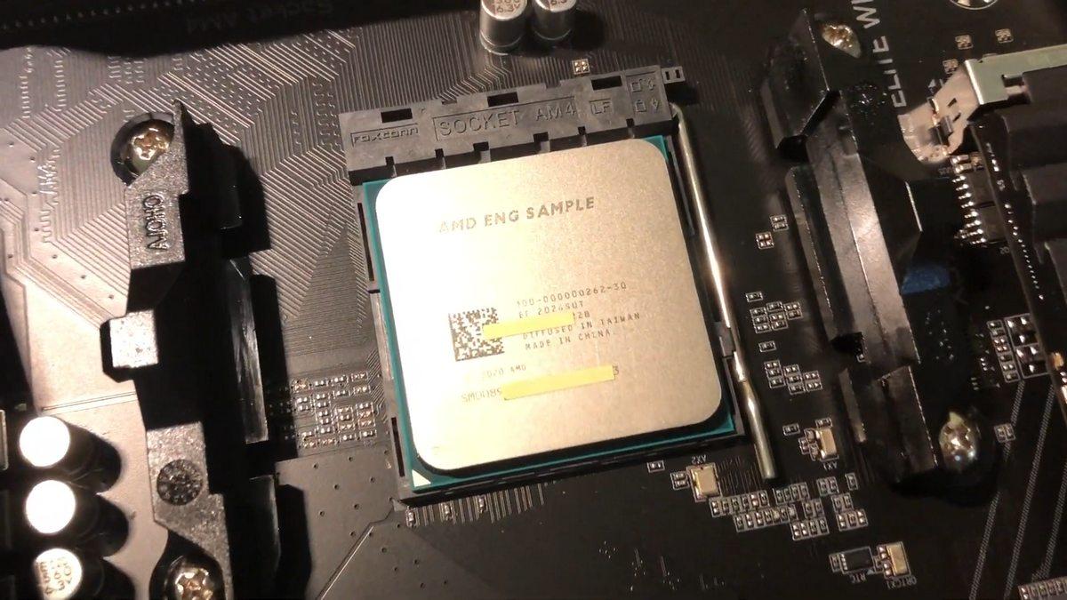 AMD Ryzen 3 5300G sería entre 10-15% mas rápido que el 4350G