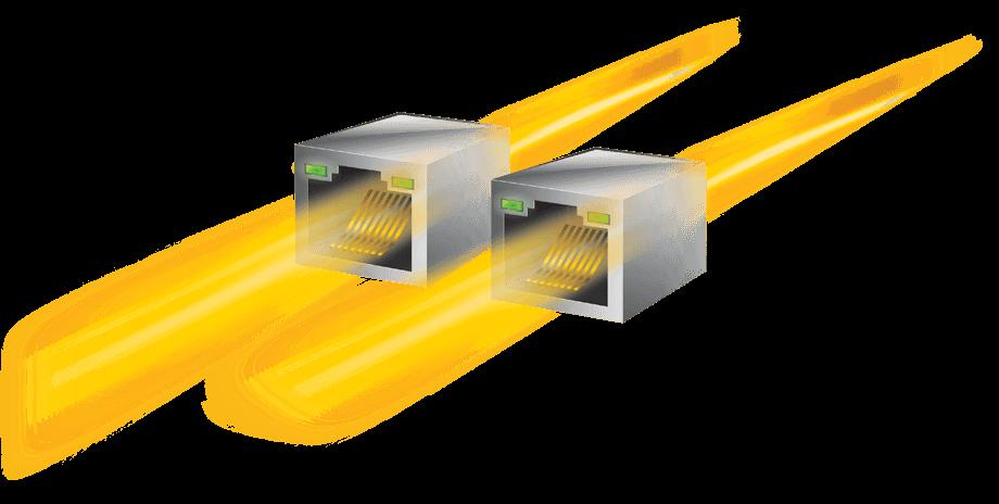 Ethernet Dual LAN