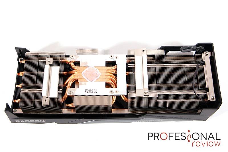 Gigabyte RX 6700 XT Gaming OC Disipador