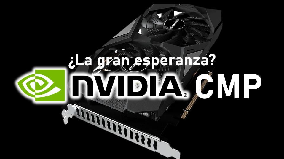 Gigabyte tarjetas gráficas NVIDIA CMP Crypto Mining Processor