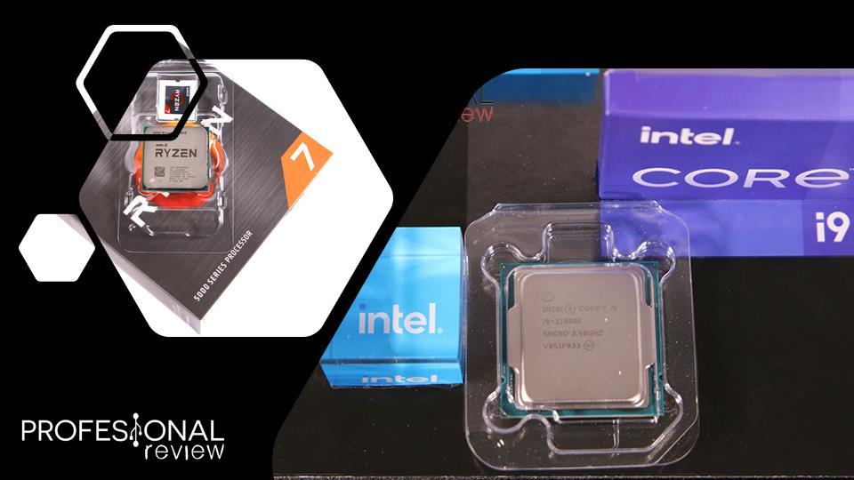 Intel Core i9-10900K vs Ryzen 5 5600X Comparativa de CPU