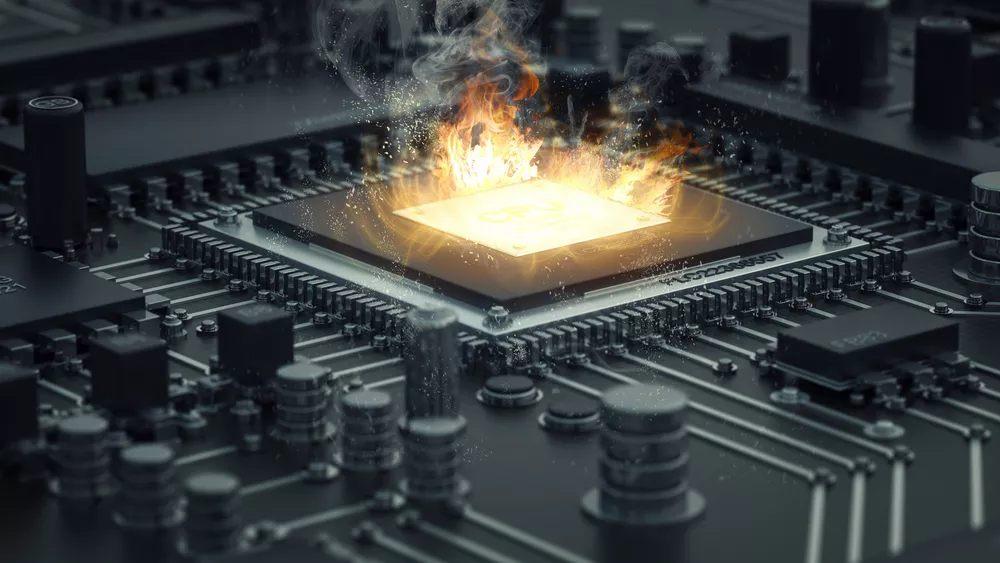 errores hardware cpu