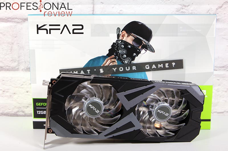 KFA2 RTX 3060 EX Review