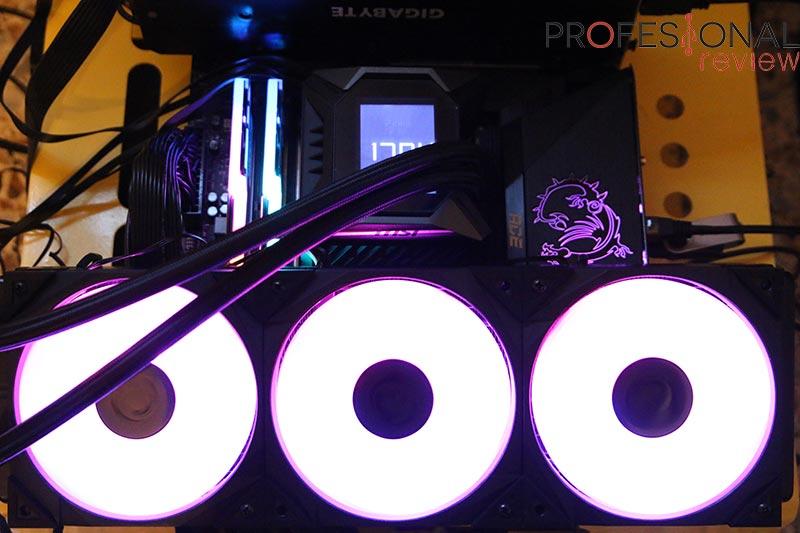 MSI MPG Coreliquid K360 Review