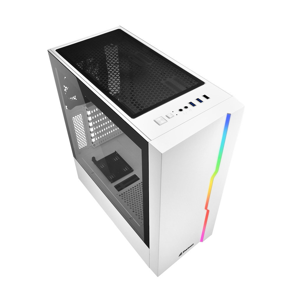 Sharkoon RGB Slider White