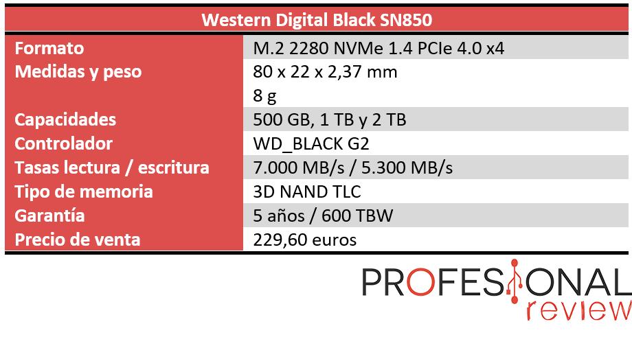 Western Digital Black SN850