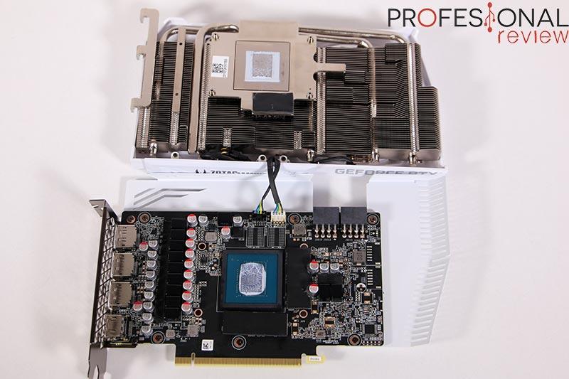 Zotac Gaming RTX 3060 AMP WE Disipador
