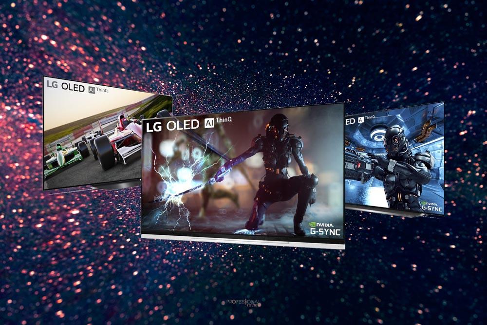 NVIDIA G-SYNC panel LG OLED