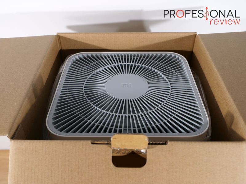 Mi Air Purifier 3H review