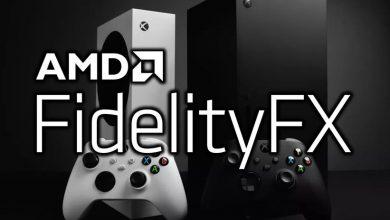AMD FidelityFX Xbox Series X y S