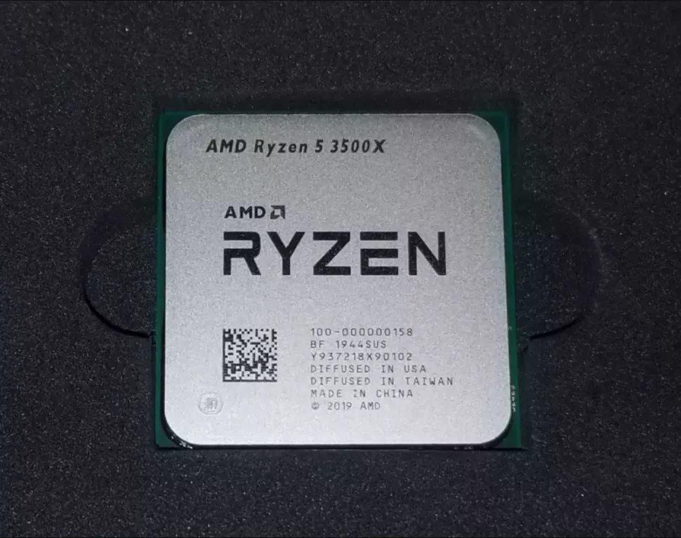 AMD Ryzen 5 3500X deja de ser exclusivo del mercado chino
