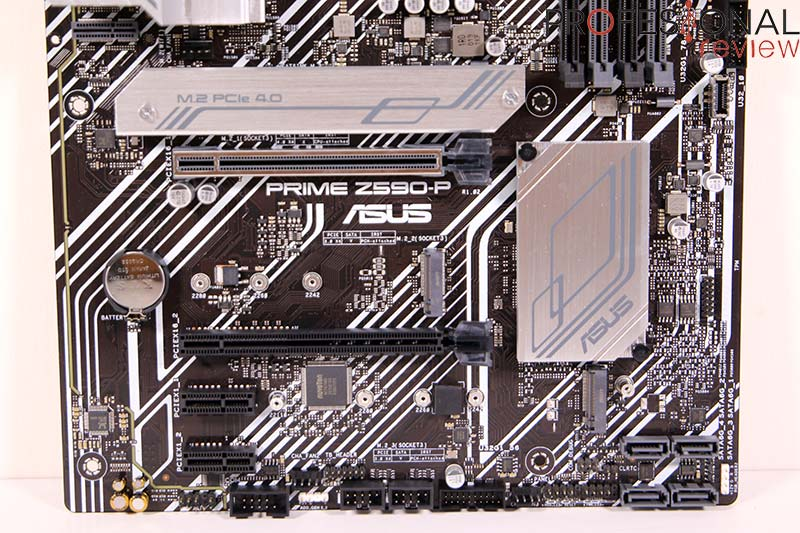 Asus Prime Z590-P Review