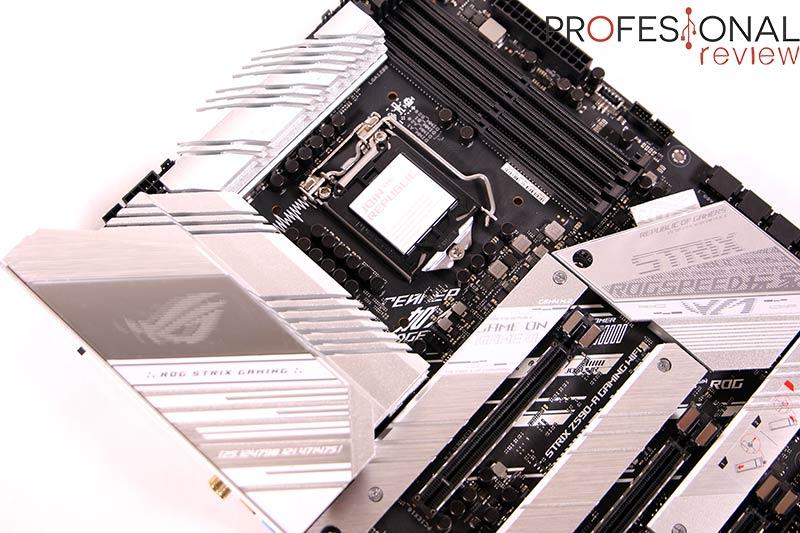 Asus ROG Strix Z590-A Gaming WiFi Review