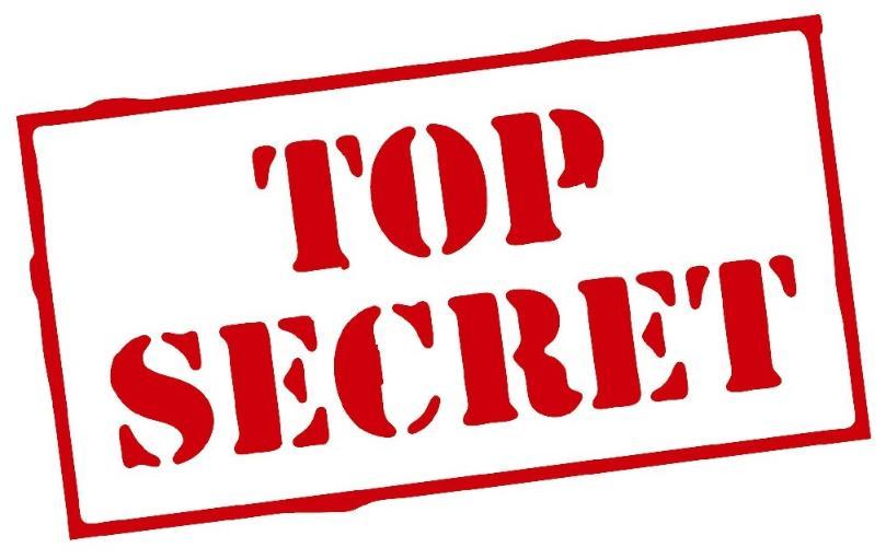 Cifrado AES 256 Top secret
