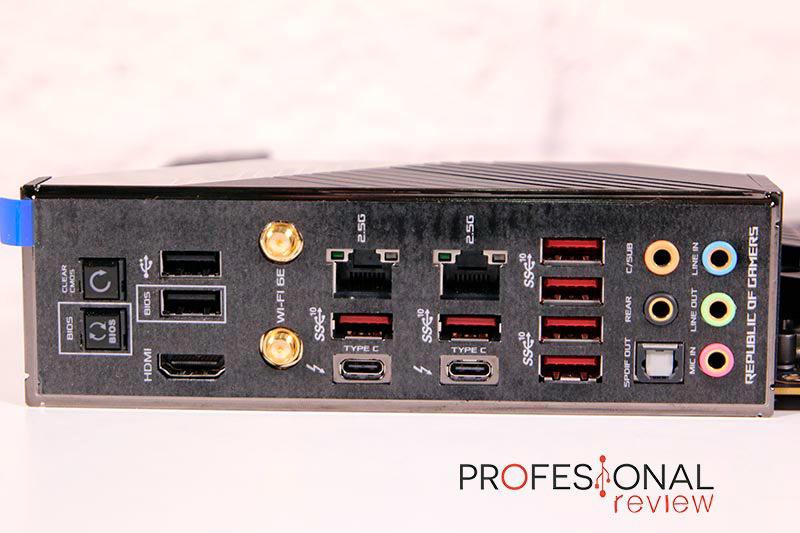 Placa base Z590 ASUS 07