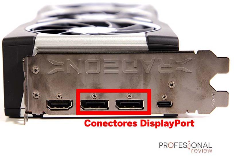 DisplayPort Tarjeta grafica