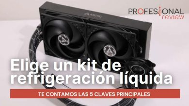 Elegir un kit de refrigeracion liquida en 5 claves