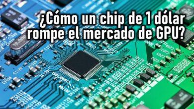Escasez de GPU provocada por un chip