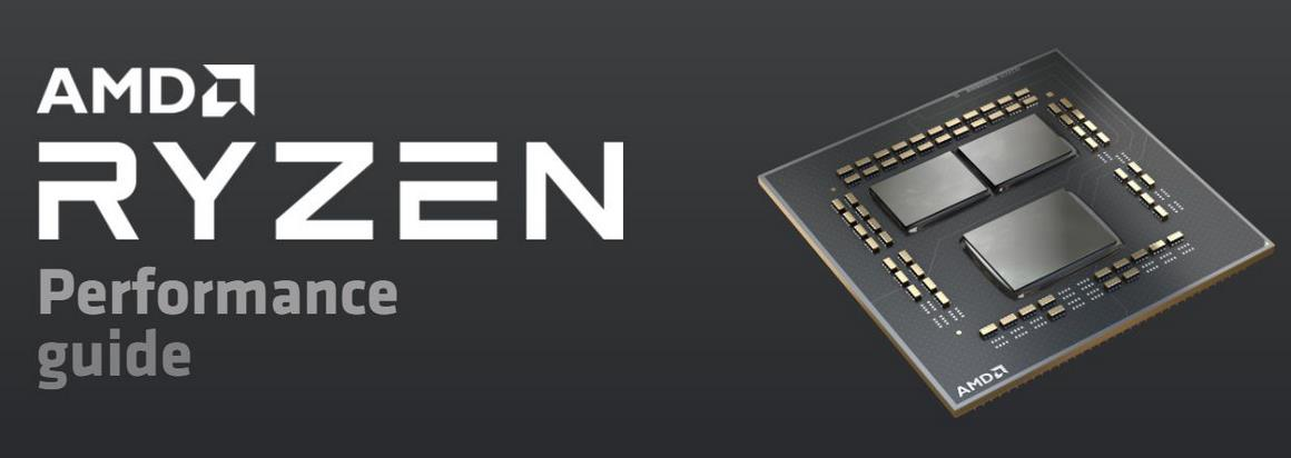Guia de rendimiento AMD Ryzen