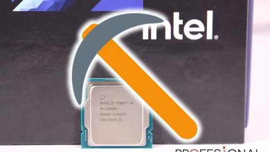 Intel Core i9-11900K Mining