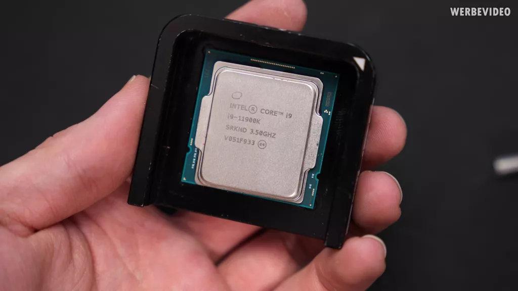 Intel Core i9-11900K, el delid mejora las temperaturas en 10 grados