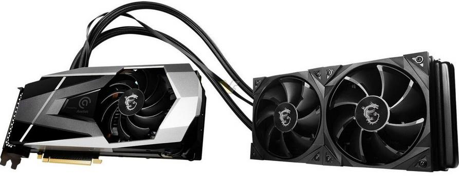 MSI GeForce RTX 3080 Sea Hawk X