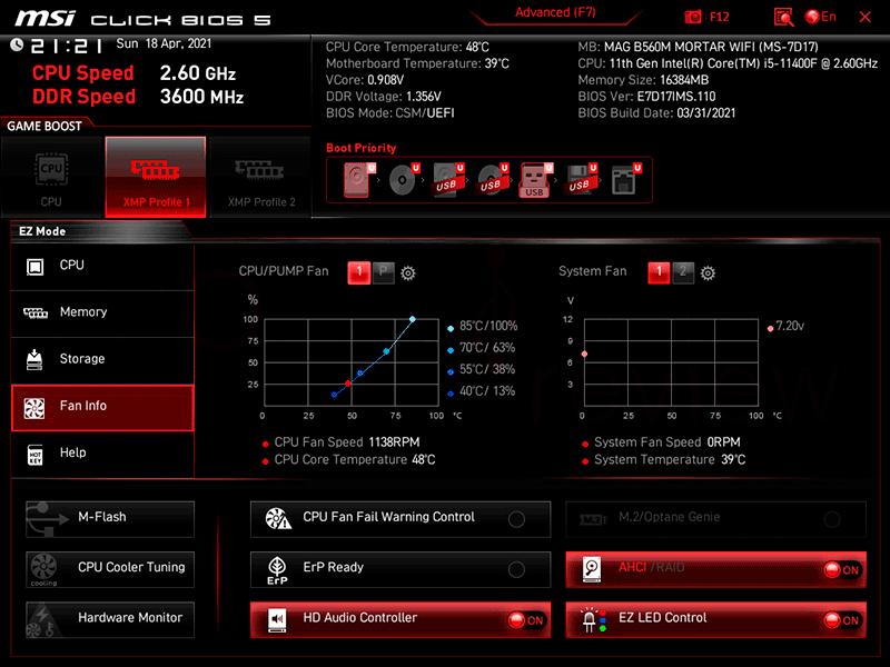 cómo actualizar BIOS MSI