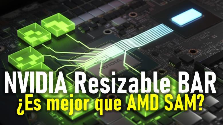 NVIDIA Resizable BAR vs AMD SAM