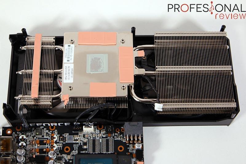 PNY RTX 3060 XLR8 REVEL EPIC-X RGB Dual Disipador