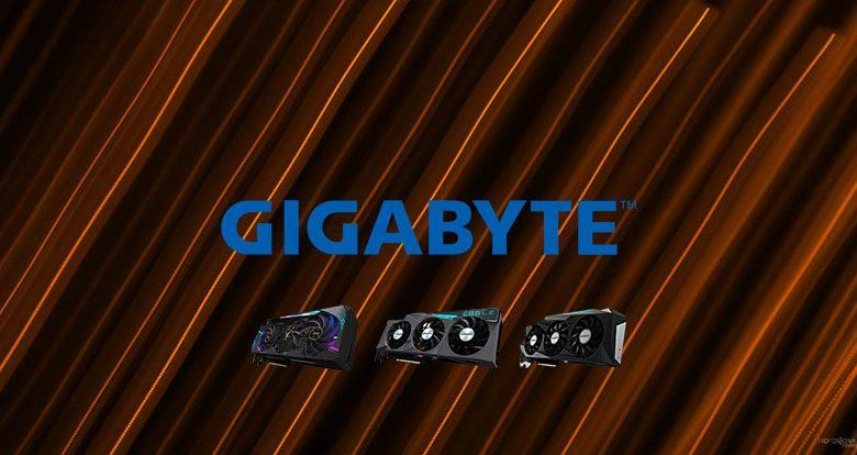 RTX 3000 GIGABYTE