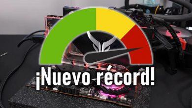 Record overclock RX 6900 XT