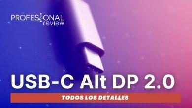 USB-C Alt DP 2.0