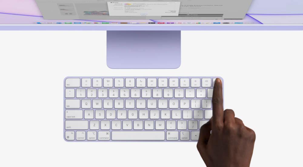 apple magic keyboard id