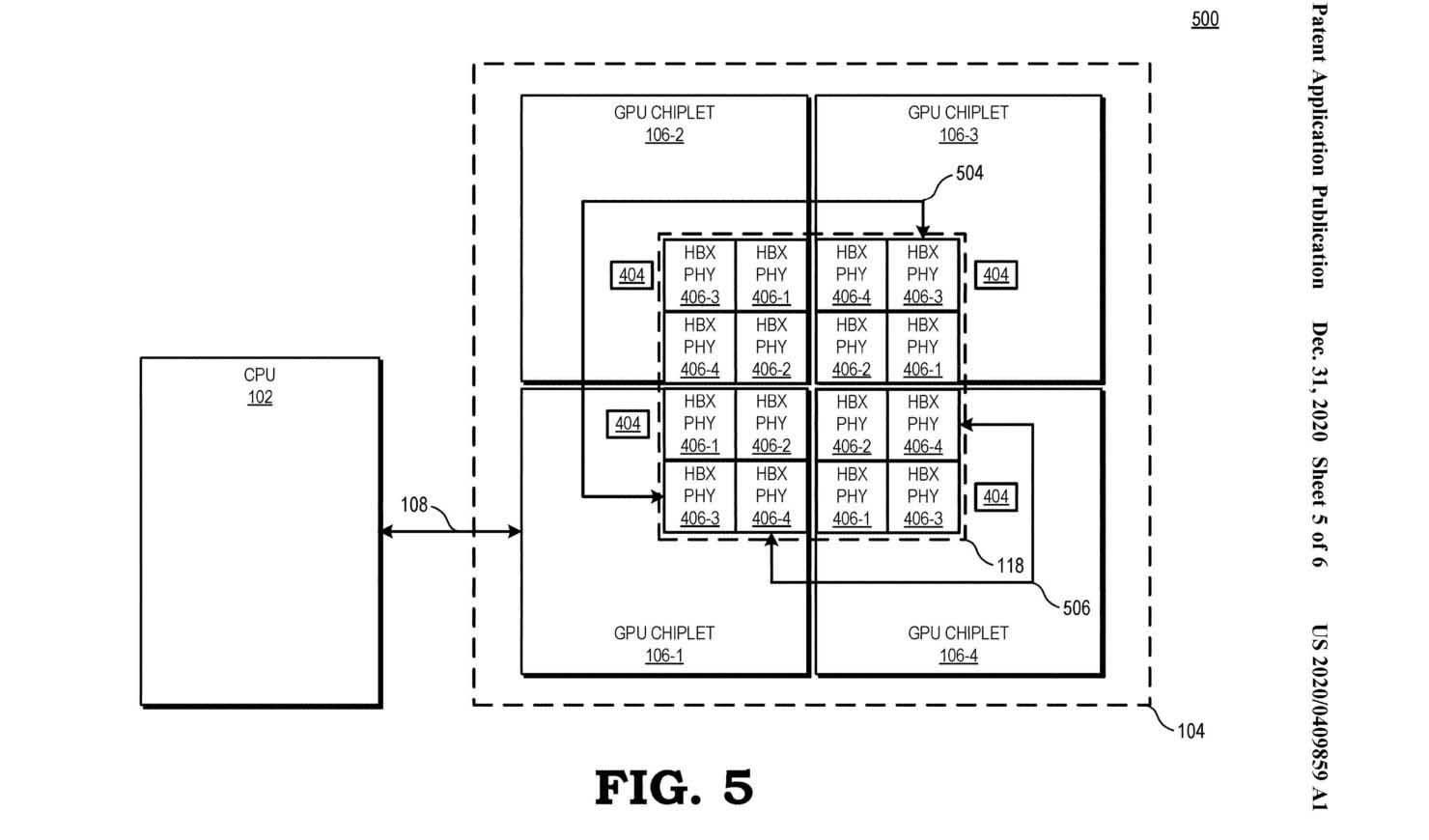 patente AMD RDNA 3