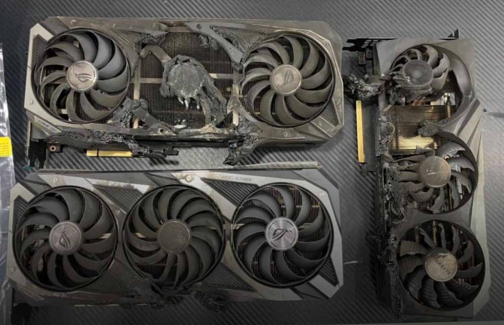 asus rtx 3080