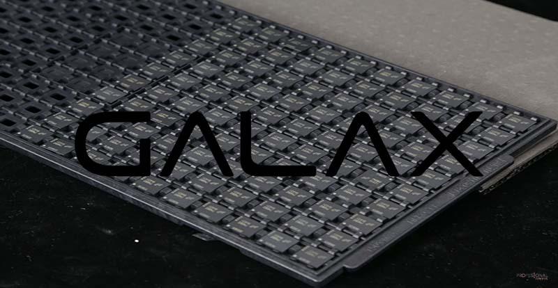 GALAX enseña sus módulos DDR5 para Intel Alder Lake-S y AMD Zen 4