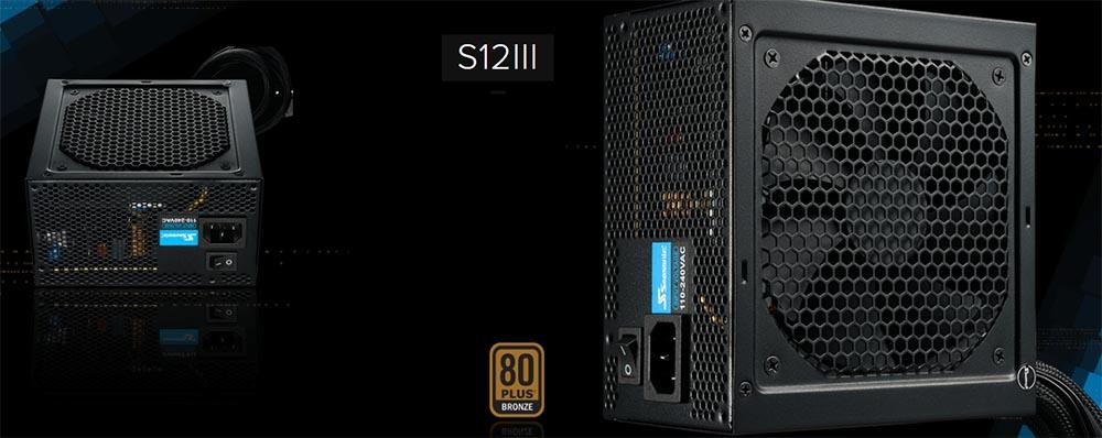 Seasonic S12III-550