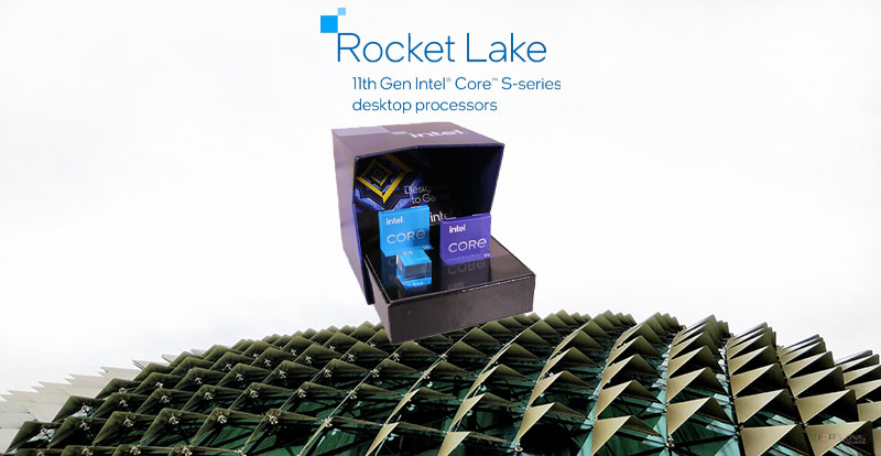 Procesadores Rocket Lake-S: especificaciones y comparativa gaming con Ryzen