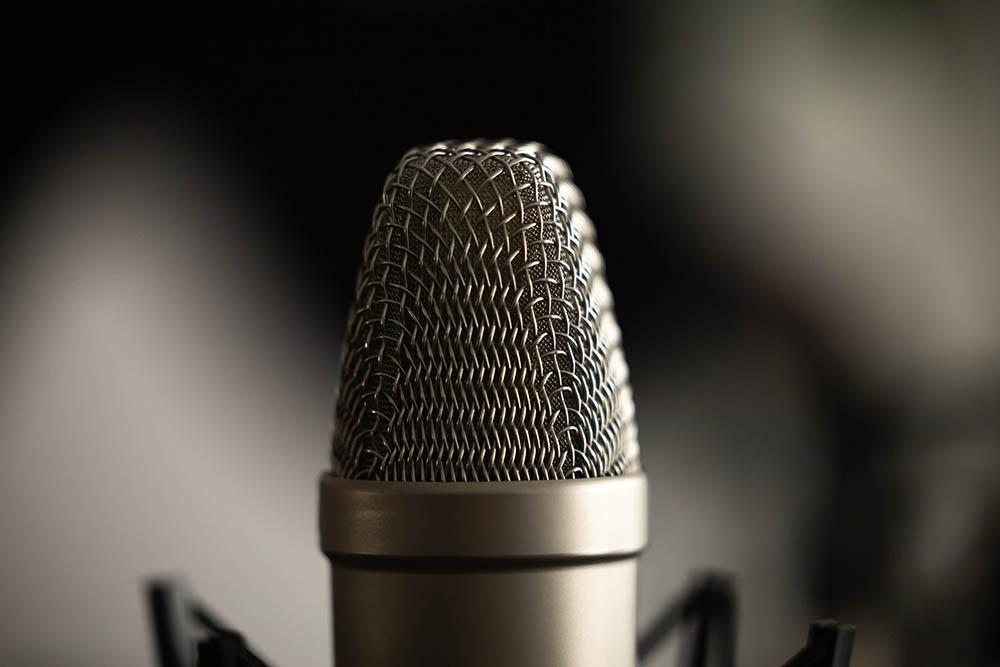 micrófono condensador