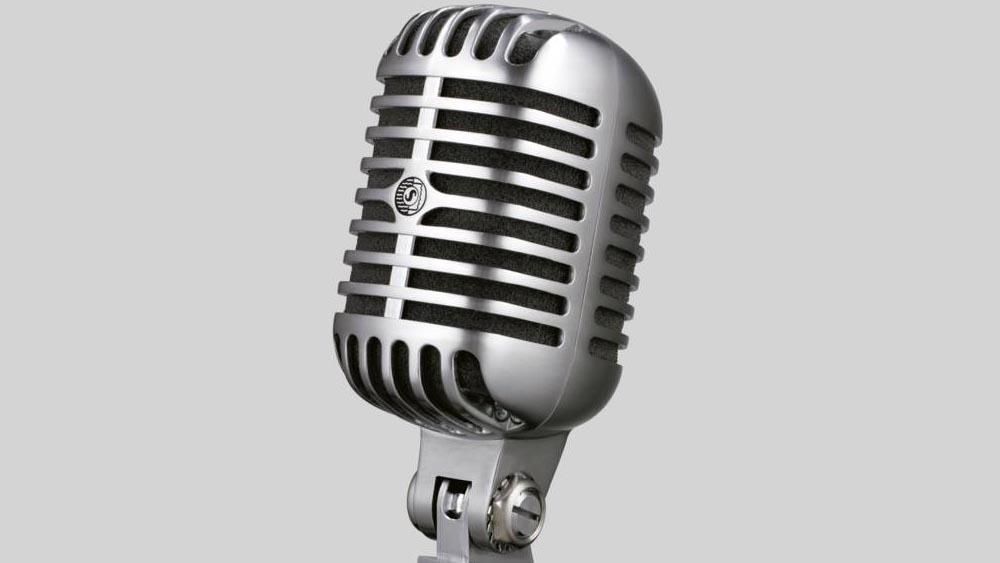 micrófono SHURE 55S