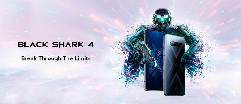 Black Shark 4 y Black Shark Cooler 2 Pro oferta lanzamiento