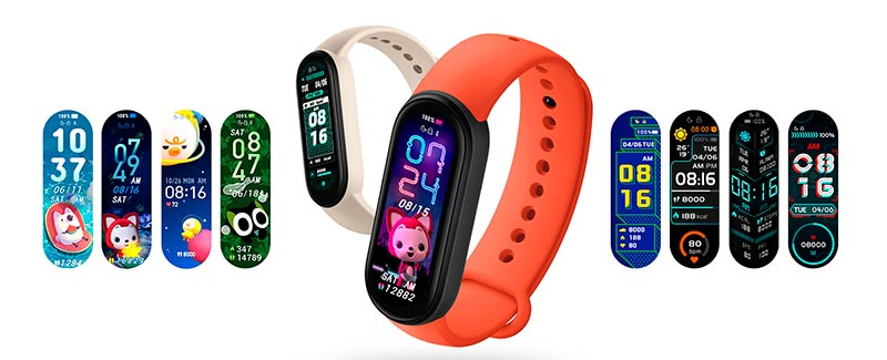 Mi Smart Band 6 oferta lanzamiento