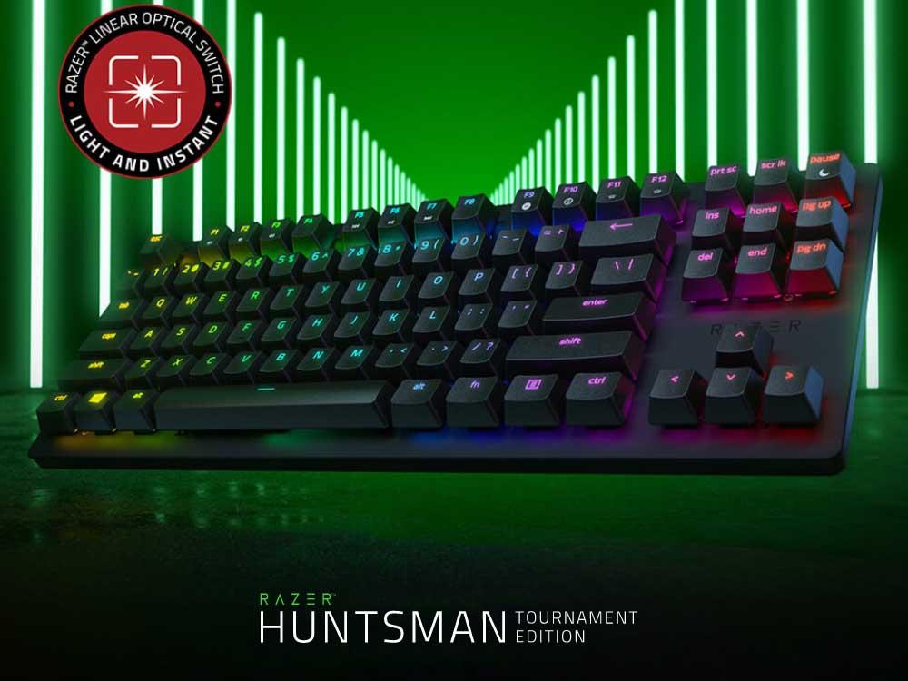 Razer huntsman Gaming Days