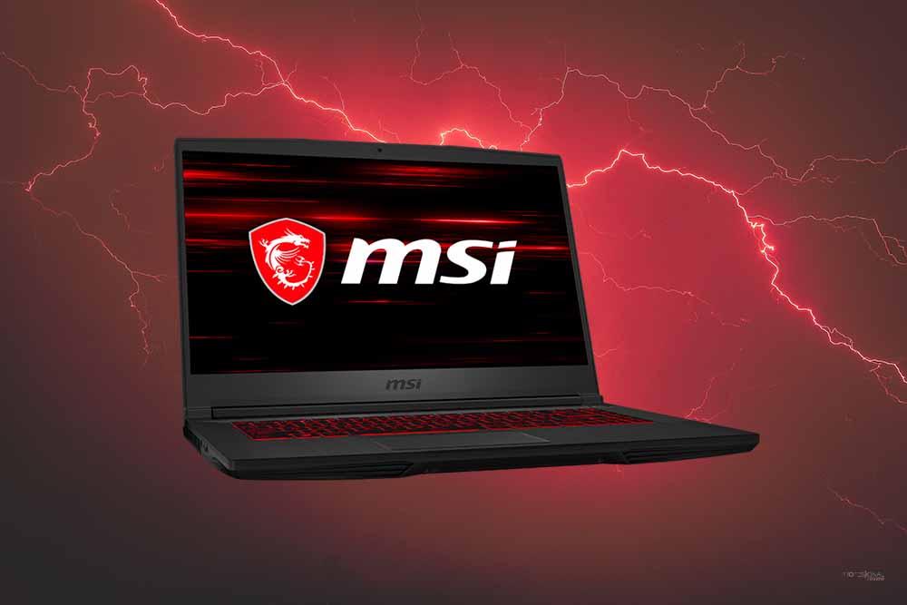 MSI GF65 Thin 10UE-033ES
