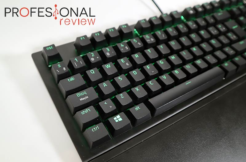 Razer Blackwidow V3 review