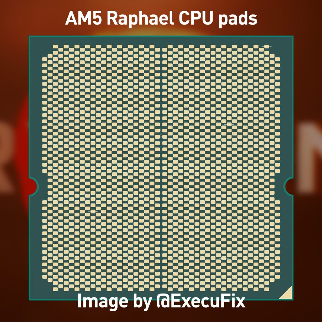 Procesador AMD Ryzen 6000 AM5